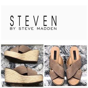 Steven by Steve Madden Wedges Graciie